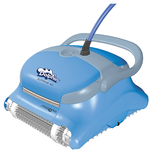 Dolphin Supreme M3 CB + SWV Robotic Pool Cleaner | Mydolphin Co Nz